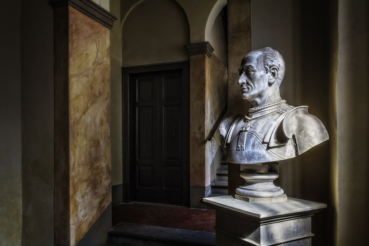 Colleoni's bust